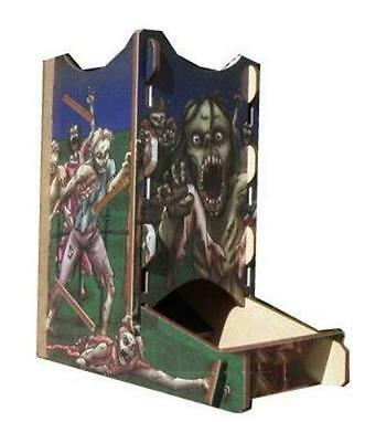 Dice Tower: Blue Panther - Knockdown - Zombie