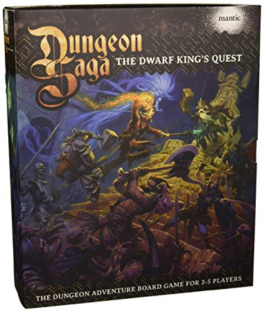 Dungeon Saga: Dwarf King's Quest