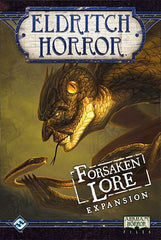 Eldritch Horror - Exp 01: Forsaken Lore