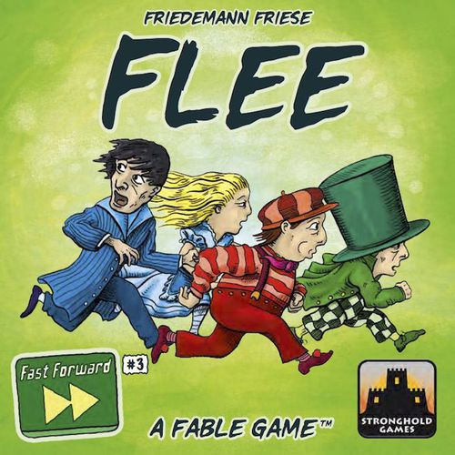 Fast Forward Series #3: Flee
