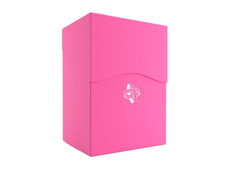 Deck box: Gamegenic - Deck Holder 80+, Pink