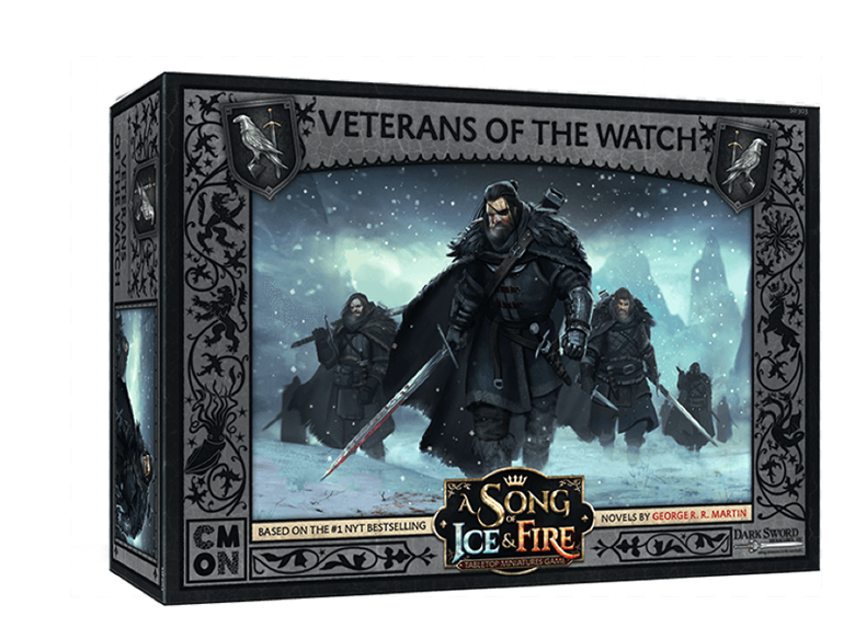 A Song of Ice and Fire - Night's Watch Veterans of the Watch