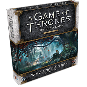 GOT LCG (2nd Ed): Expansion 07 - Wolves of the North Deluxe