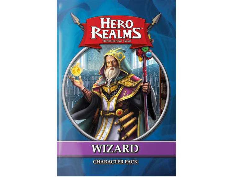 Hero Realms - Character Pack - Wizard