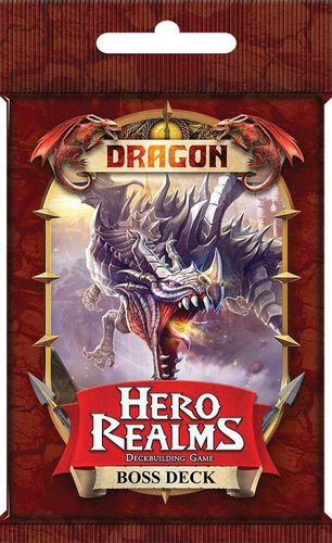 Hero Realms - Boss Deck - Dragon