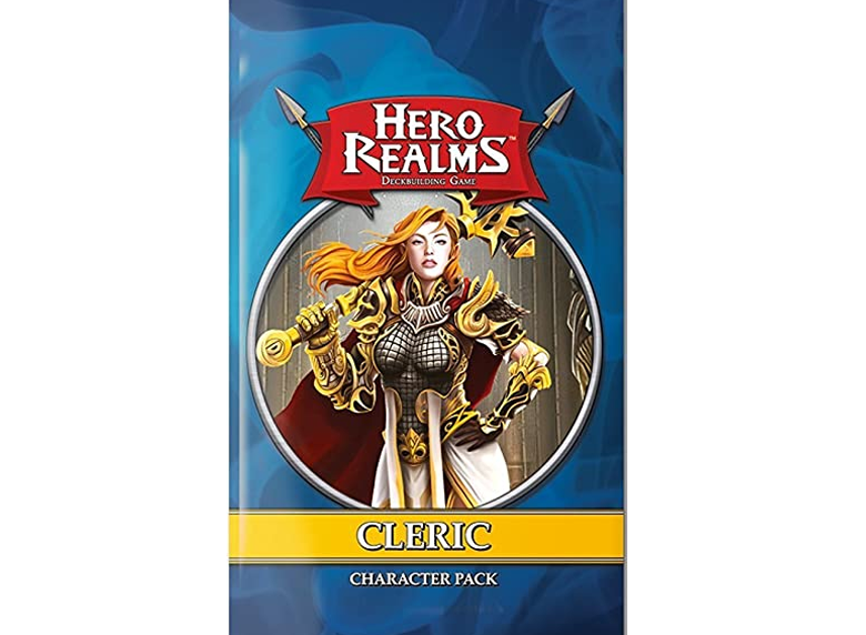 Hero Realms - Character Pack - Cleric