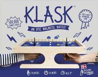 Klask (Arabic/English)