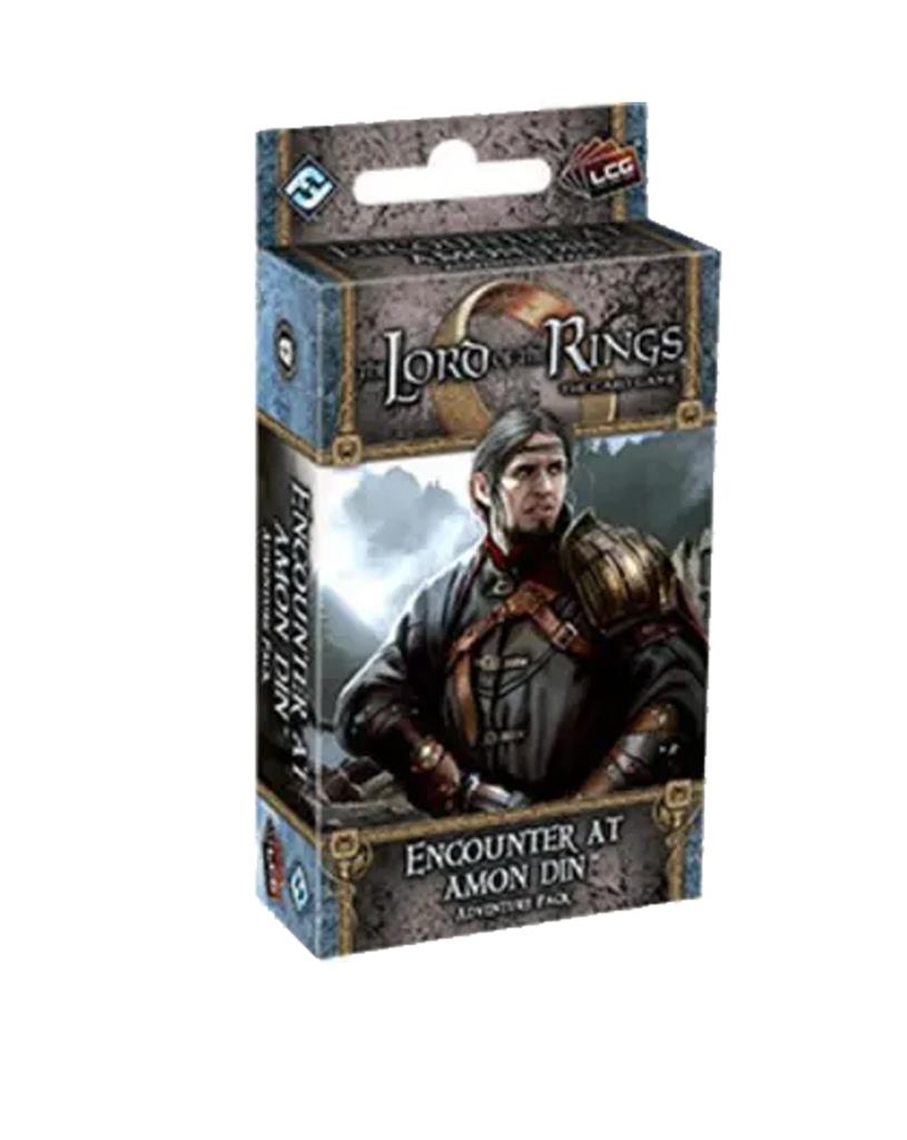 LOTR LCG: Expansion 17 - Encounter at Amon Din