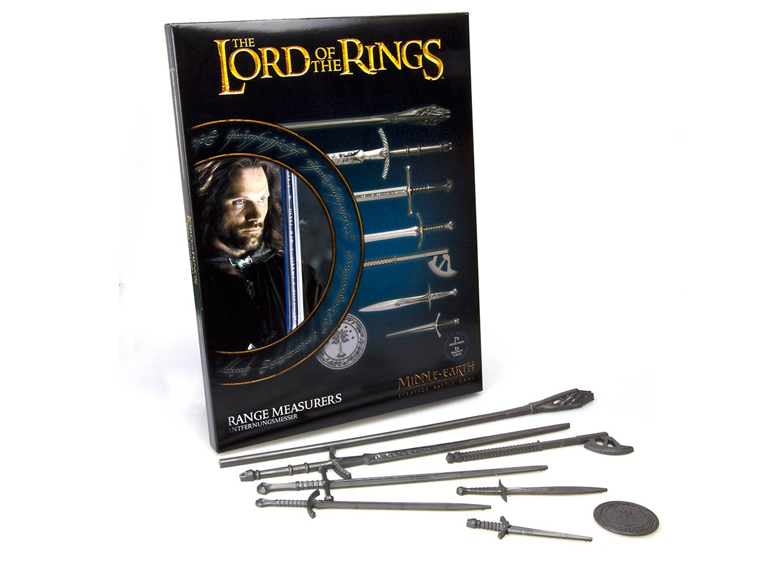 Middle Earth: LOTR - Range Measurers