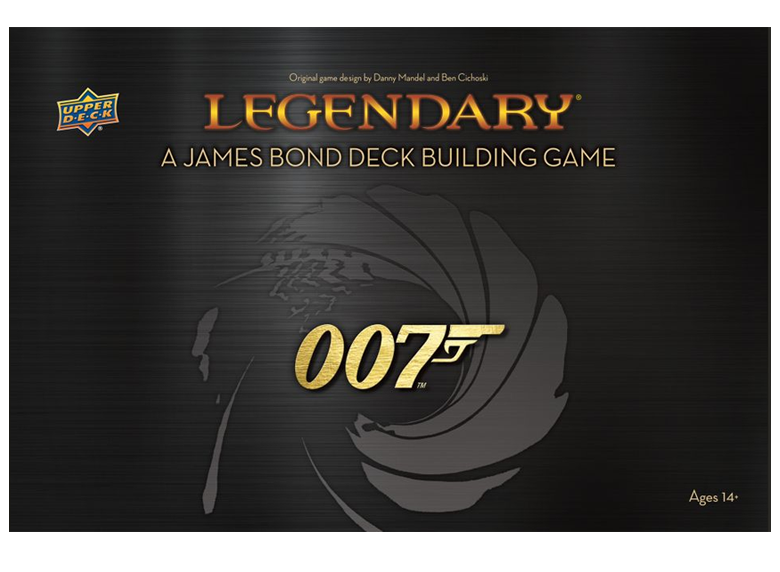 Legendary 007: James Bond DBG