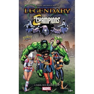 Legendary Marvel DBG - Champions
