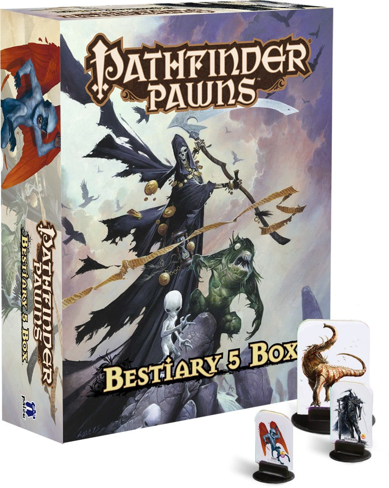 Pathfinder RPG: Pawns - Bestiary 5 Box