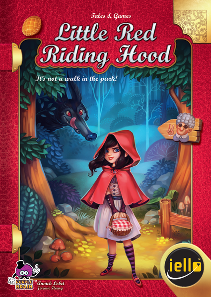 Tales and Games: Little Red Riding Hood