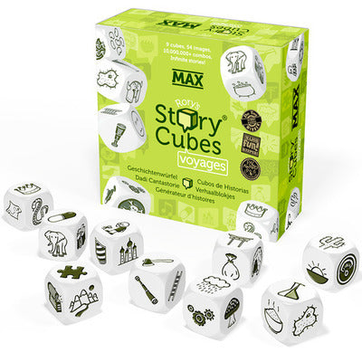 Rory's Story Cubes [Voyages] MAX  (اللعبة الأساسية)