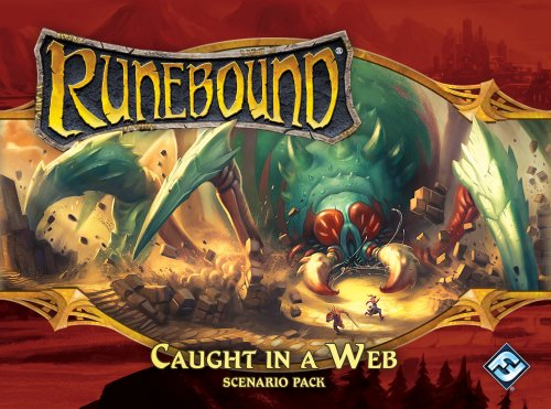 Runebound (3rd Ed) - Vol 01: Caught in a Web