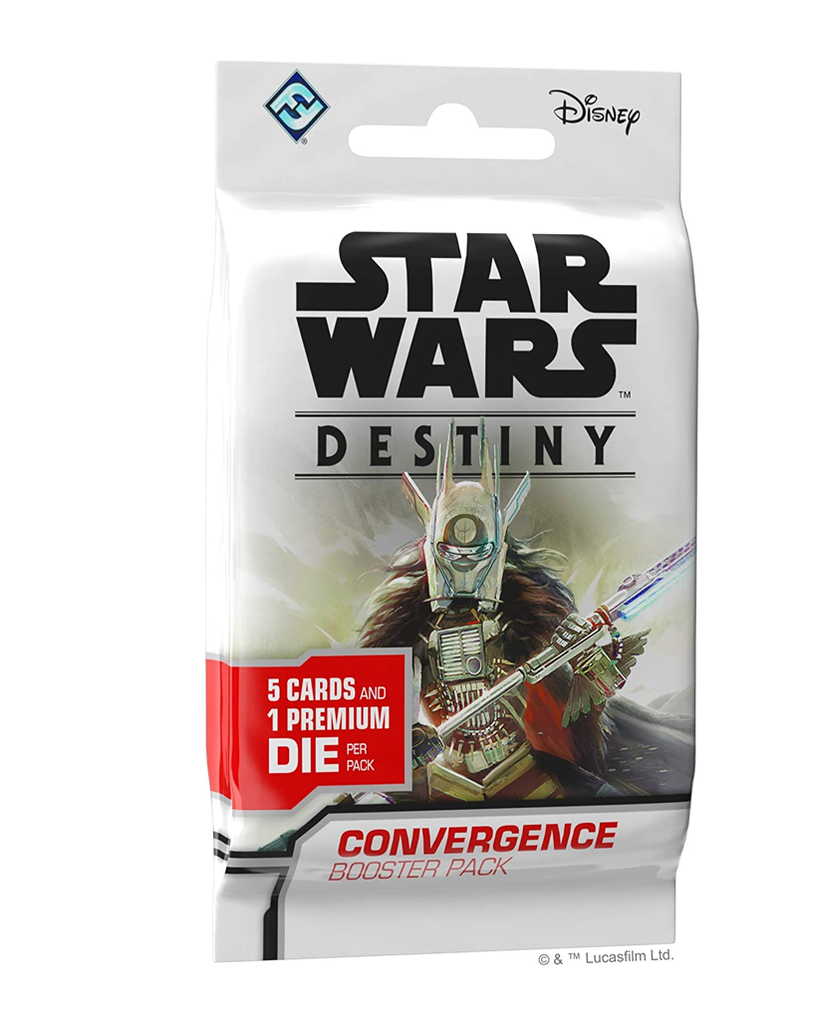 Star Wars: Destiny - Convergence [Booster]