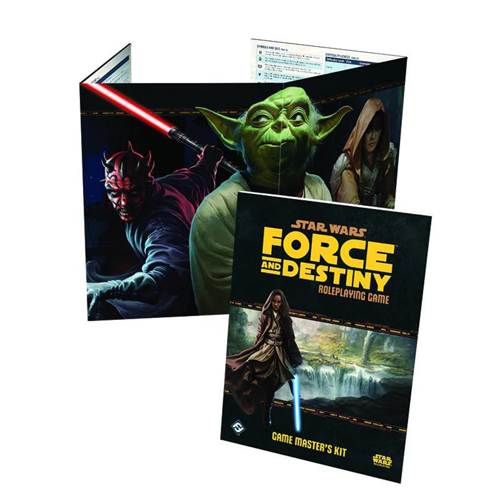 Star Wars: RPG - Force and Destiny - Game Master's Kit