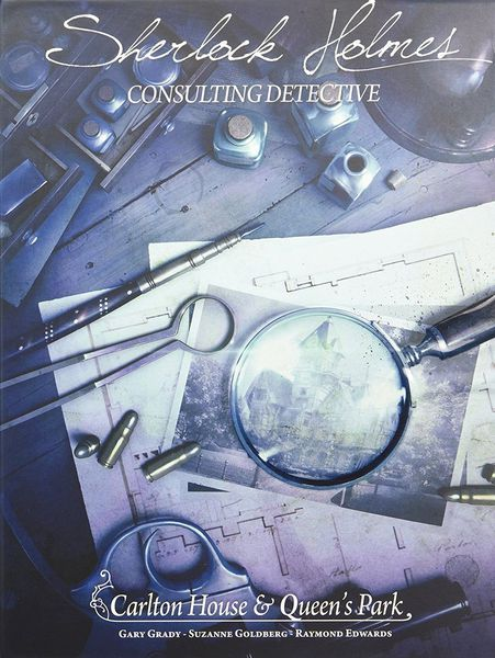 Sherlock Holmes Consulting Detective: Vol 03 - Carlton House & Queen's Park