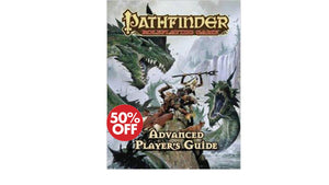 Pathfinder RPG: Advanced Player's Guide