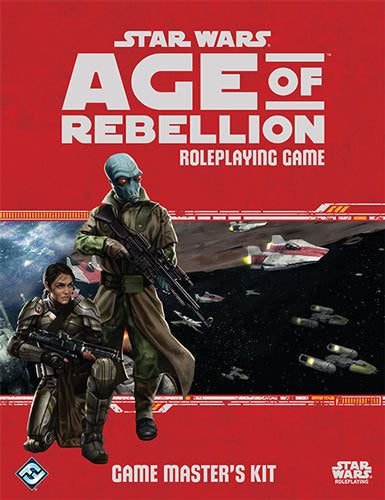 Star Wars RPG: Age of Rebellion GM Kit