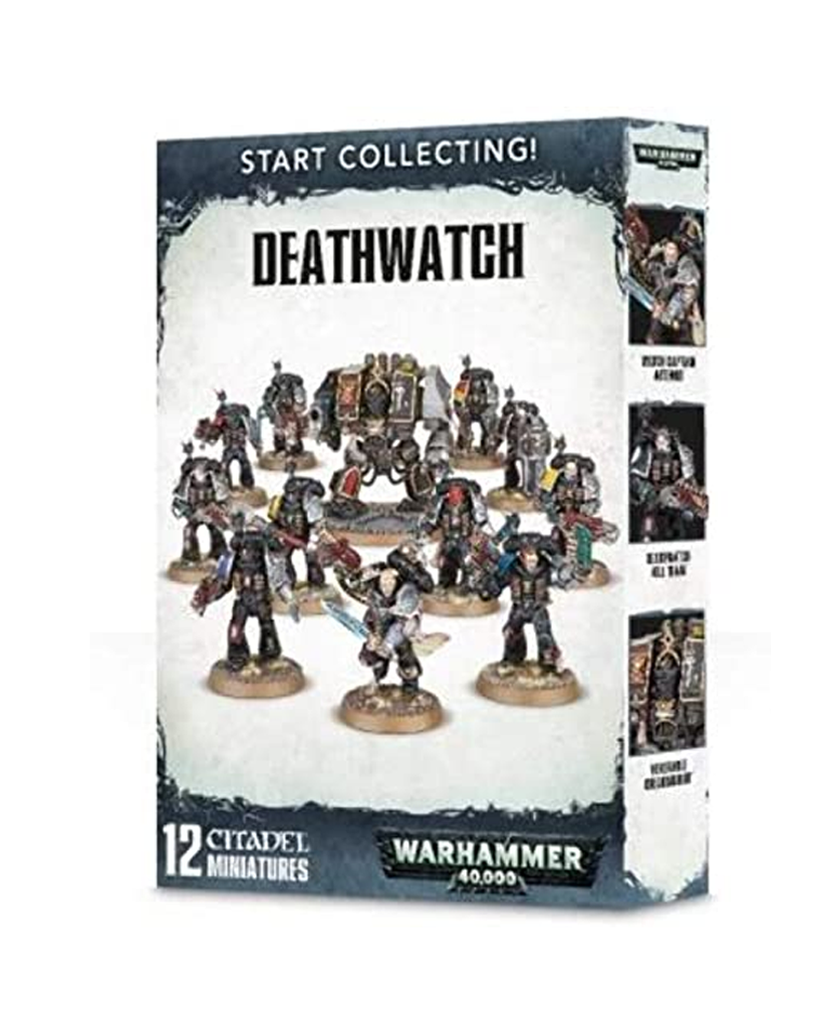 WH 40K: Deathwatch - Start Collecting!