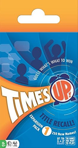 Time's Up!: Title Recall - EXP 1