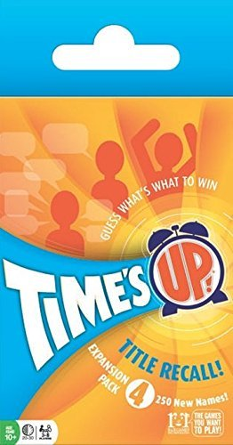 Time's Up!: Title Recall - EXP 4