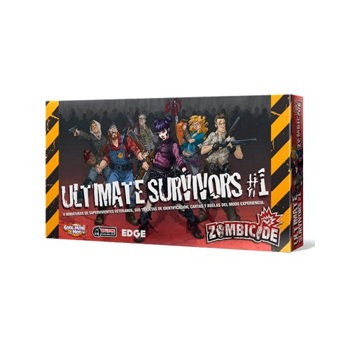 Zombicide - Ultimate Survivors #1