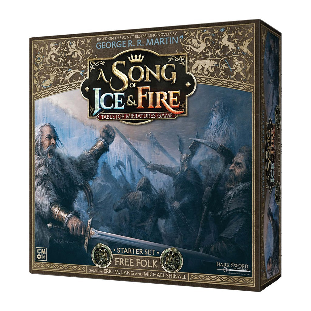 A Song of Ice and Fire: Free Folk (Starter Set)