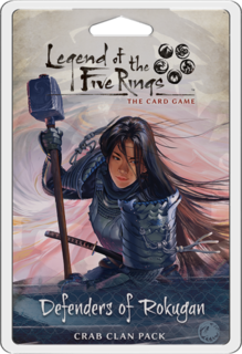 L5R LCG: Pack 26 - Defenders of Rokugan Clan Pack