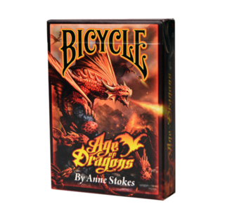 Playing Cards: Bicycle - Anne Stokes Age of Dragons