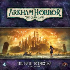 Arkham Horror (LCG) - Pack 10: Path to Carcosa