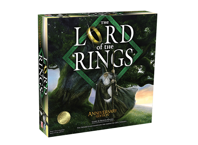 Lord of the Rings: The Board Game (Anniversary Ed.)