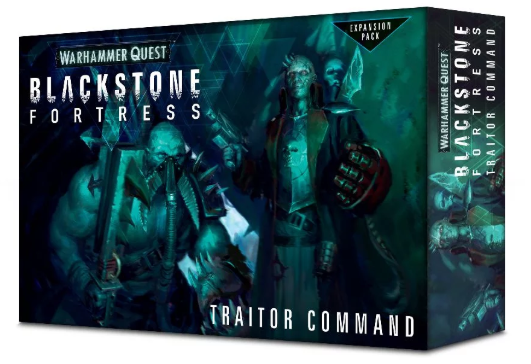 WH Quest: Blackstone Fortress - Traitor Commander