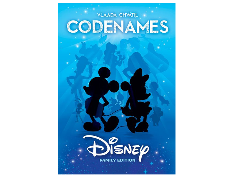 Codenames: Disney (Family Ed.)