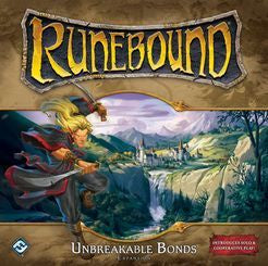 Runebound (3rd Ed) - Vol 05: Unbreakable Bonds