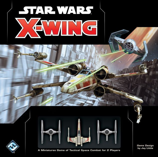 Star Wars - X-Wing 2nd Ed. Core Set
