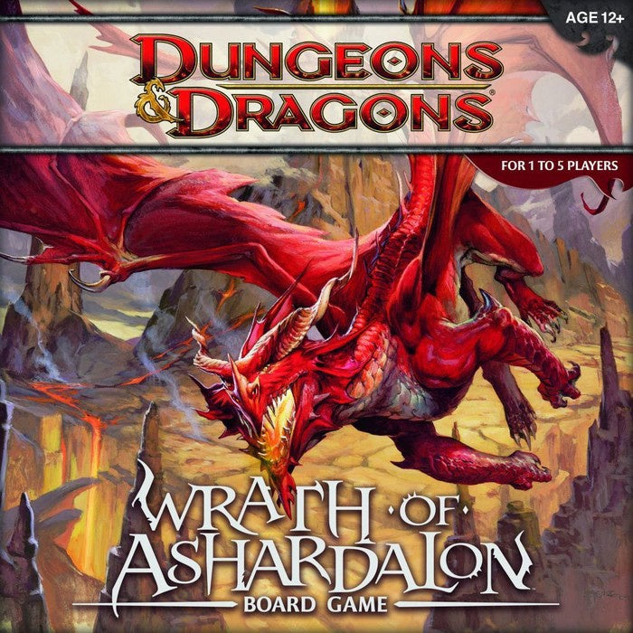 D&D: Wrath of Ashardalon (Board Game)