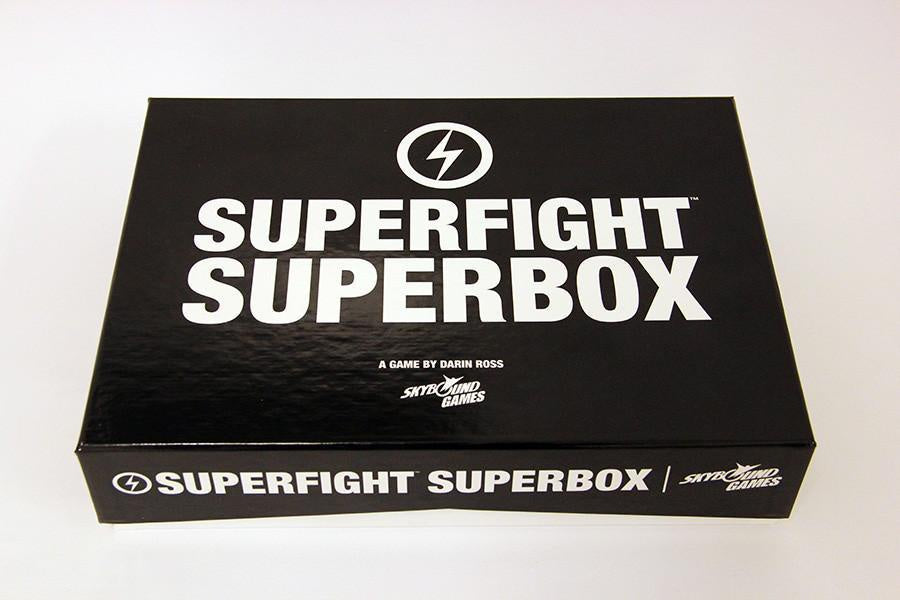SUPERFIGHT - The Superbox