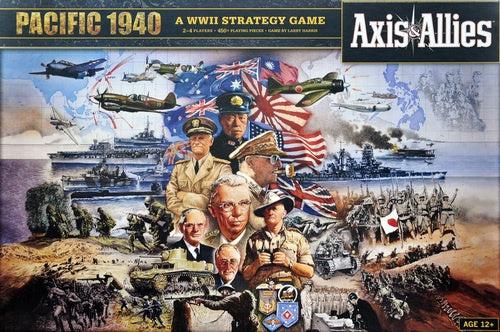 Axis & Allies: Pacific 1940 (2nd Ed)