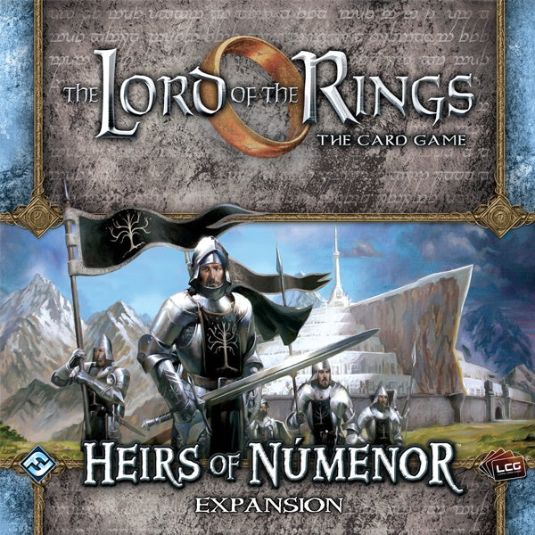 LOTR (LCG) - Heirs of Numenor