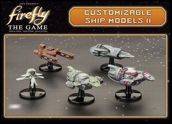 Firefly: The Game - Customizable Ship 2