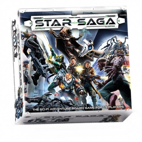 Star Saga: The Eiras Contract Core Set