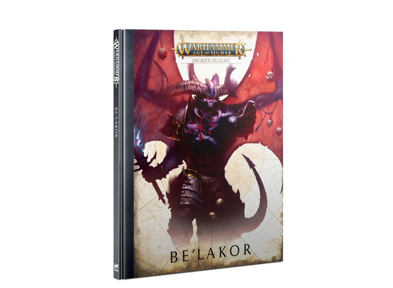 WH AoS: Broken Realms - Be'lakor