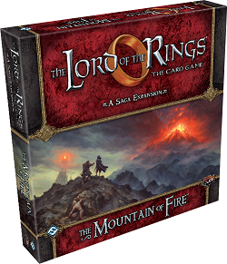 LOTR (LCG) - Pack 61: The Mountain of Fire