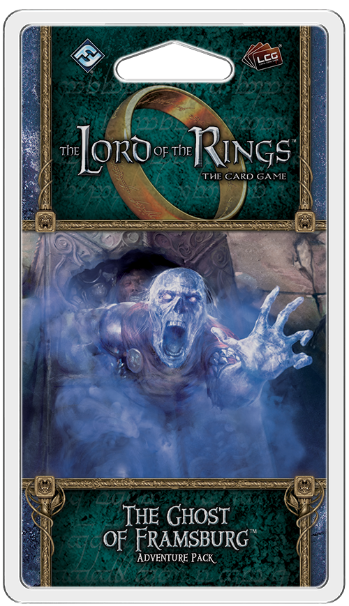 LOTR (LCG) - Pack 70: The Ghost of Framsburg