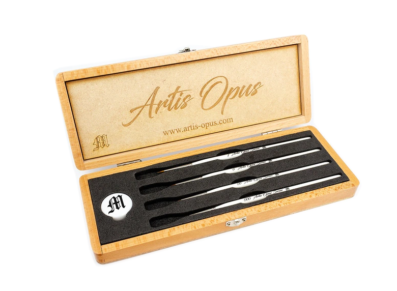 Artis Opus: Brush Set - M Series (صبغ المجسمات)