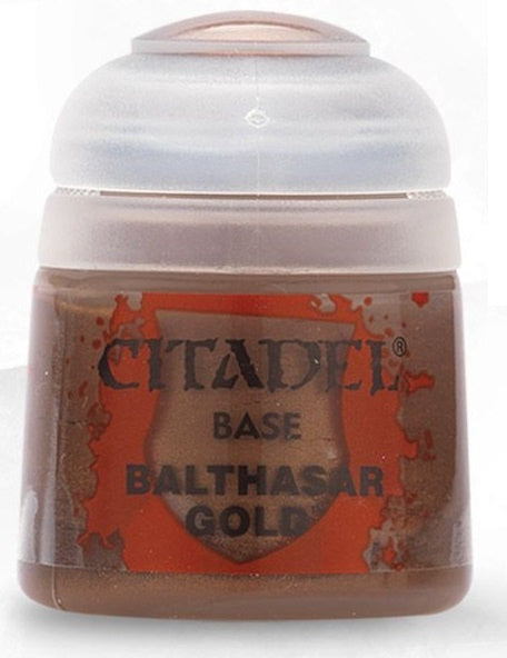 Citadel: Base Paints, Balthasar Gold (صبغ المجسمات)