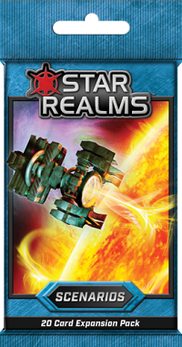 Star Realms - Scenarios (إضافة لعبة)