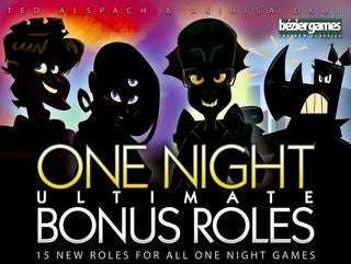 One Night Ultimate - Bonus Roles (إضافة لعبة)